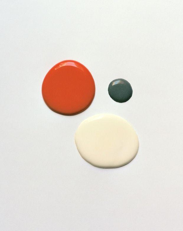 Klas Ernflo's photographs of wet paint and fabric, colour pallet, autumn, christmas, design, spot