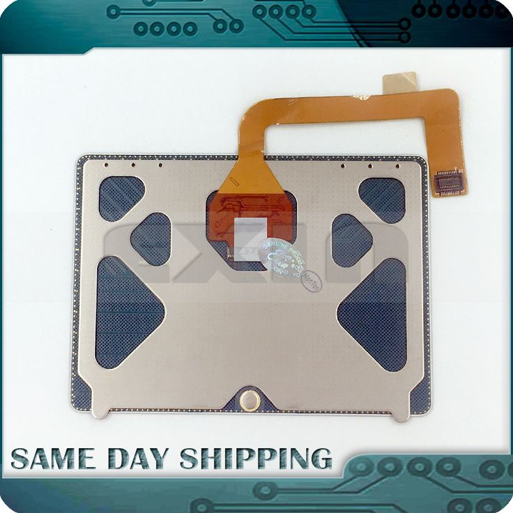"""ORIGINAL (!!) New for Macbook Pro 17"""" A1297 Touchpad Trackpad with Flex Cable 2009 2010 2011 922-9009 922-9826 821-0750-A 821-1250-A"""