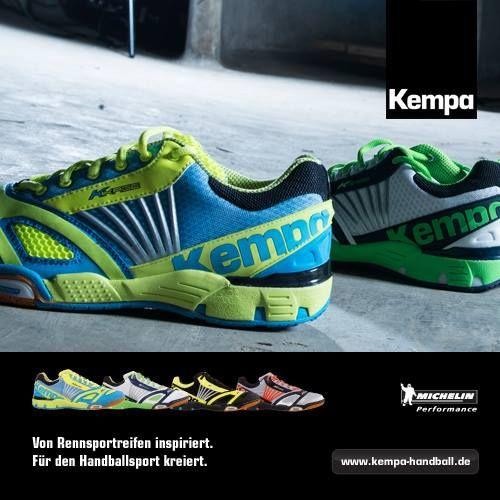 Nuevos modelos de Kempa para este 2014.  Ya disponibles en nuestra tienda física y online: www.puntofuerte.es ¡Elige tu color y hazte con ellos!