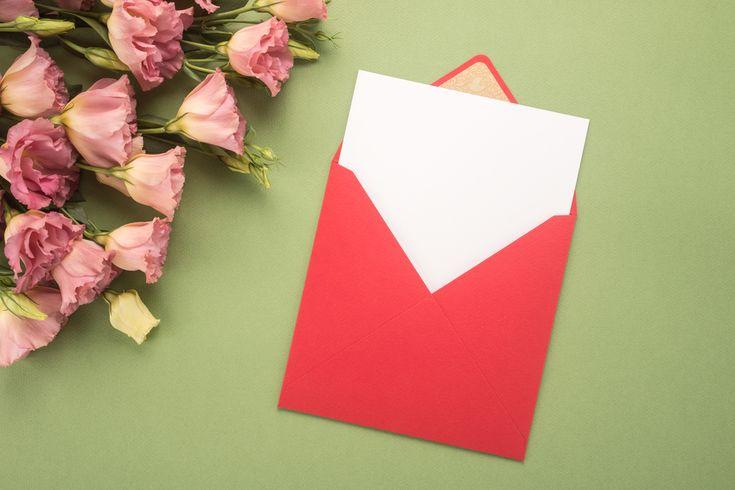 感謝の気持ちを伝える花嫁の手紙、レターセットにもこだわってみよう
