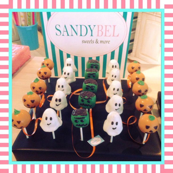 Halloween #cakepops by #sandybel #halloween #nürnberg #fürth