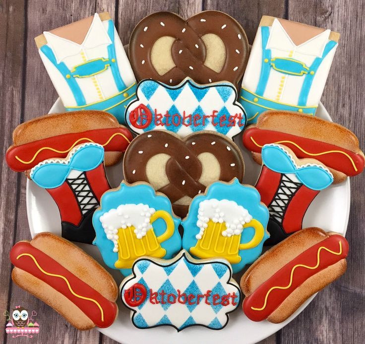 german oktoberfest cookie recipes