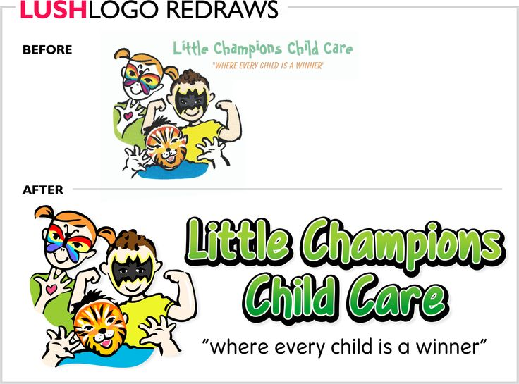 Logo Redraws See us for your next logo revamp.