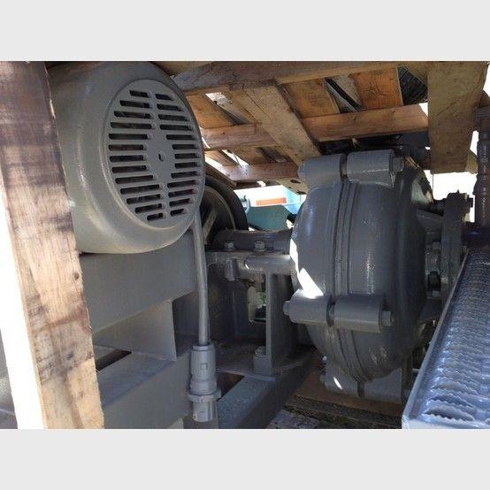Warman slurry pump supplier worldwide | Used Warman 10-8 FM Horizontal Slurry Pump - Savona Equipment