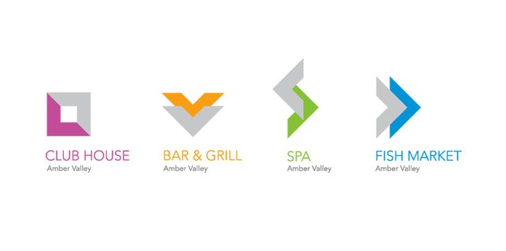 Amber Valley Resort adaptable identity