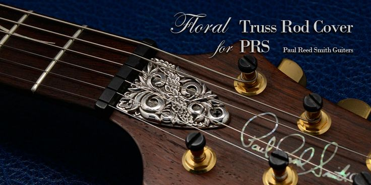 Truss rod cover for PRS guitars Hand crafted by JAY TSUJIMURA  www.shopjay.com www.jaytsujimura.com www.facebook.com/JAYTSUJIMURATOKYO