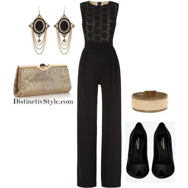 """what to wear to a wedding"" by distinctivstyle on Polyvore"