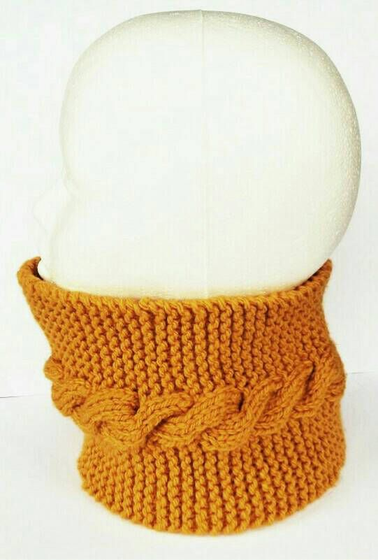 Check out this item in my Etsy shop https://www.etsy.com/uk/listing/494344599/sale-item-yellow-cable-knit-cowl-cable