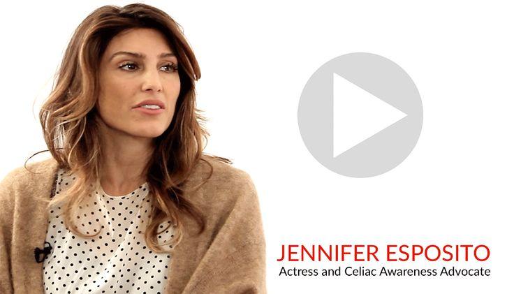 Jennifer Esposito | Actress, Celiac Awareness Advocate, Founder of Jennifer's Way