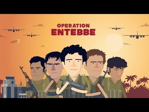 Operation Entebbe: The Daring Rescue Which Shocked the World - Breaking Israel News | Israel Latest News, Israel Prophecy News
