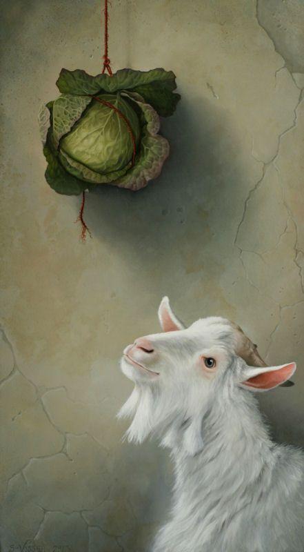 Suzan Visser - Beeldend kunstenaar en illustrator - Koolhappen