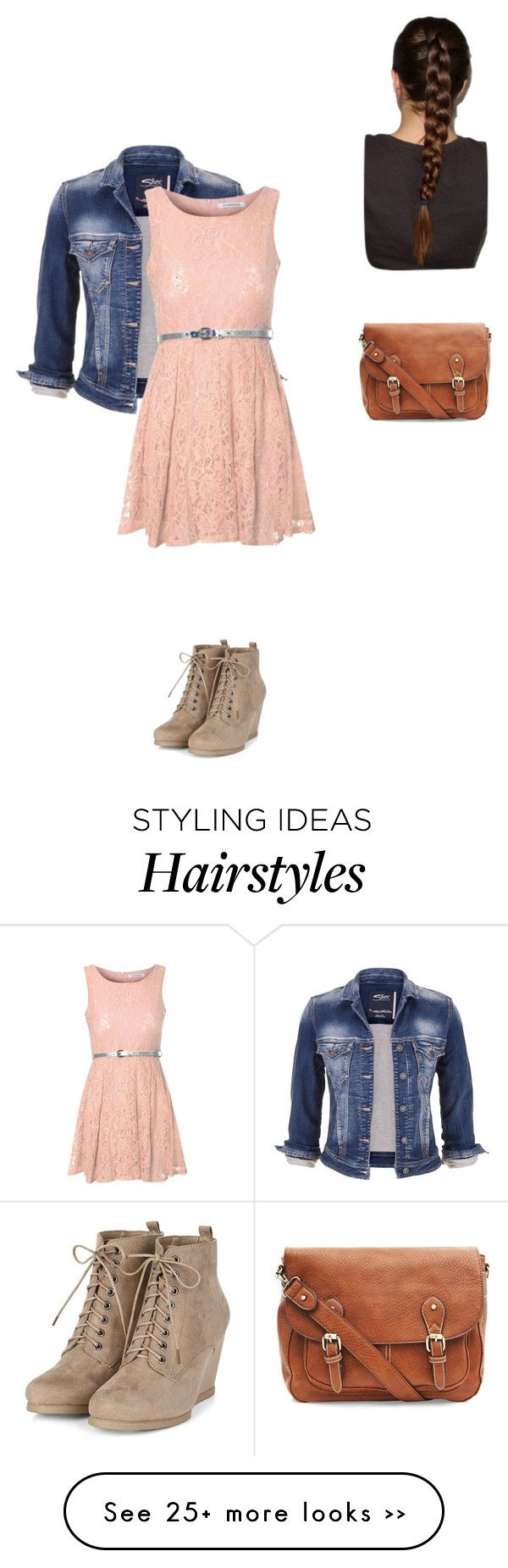 """""""Untitled #117"""" by dimlkr on Polyvore featuring maurices and Glamorous                                                                                                                                                     More"""