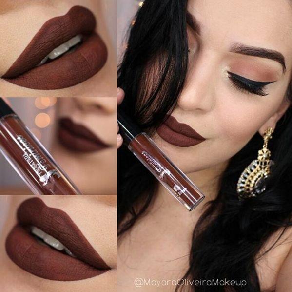 """Pausa para Feminices """"Anastasia"""" lipstick."""