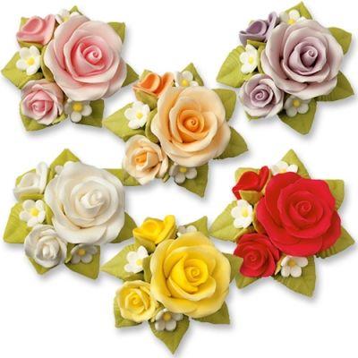 #2406 Rose bouquet