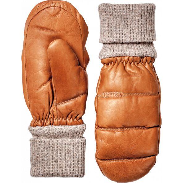 Hestra Leather Voss Mitt Luffe Str. 8/9