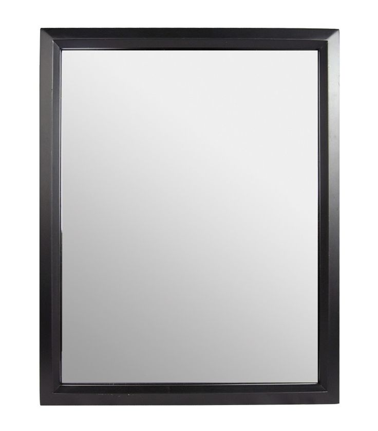 1000+ Ideas About Black Framed Mirror On Pinterest
