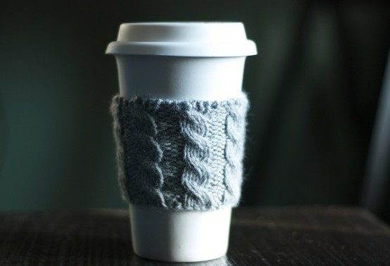 Cable Knit Coffee