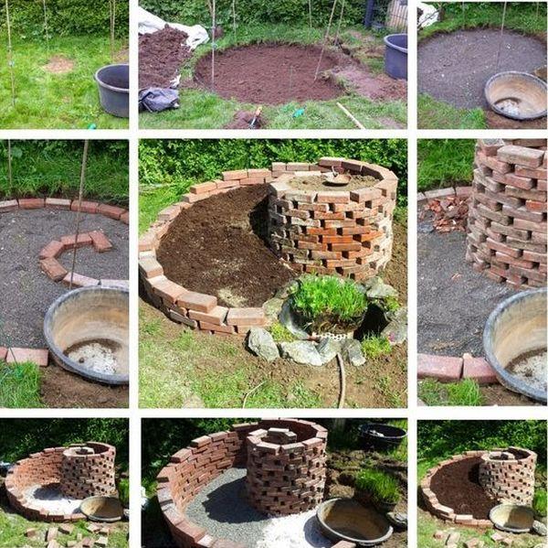 Cum construim si amenajam gradini sub forma de spirala – etapa cu etapa Nu intamplator le-am denumit gradini spiralate, deoarece arata spectaculos si fac din curtea casei un spatiu cu adevarat minunat http://ideipentrucasa.ro/cum-construim-si-amenajam-gradini-sub-forma-de-spirala-etapa-cu-etapa/
