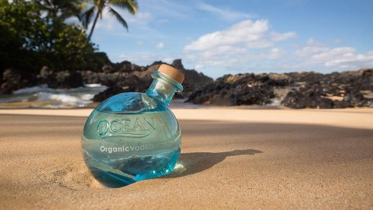 Ocean Vodka of Maui introduces new bottle and logo - Pacific ...