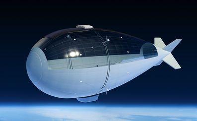 Stratobus, le ballon de Thales qui doit voler 5 ans dans la stratosphère