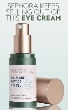 Find out why everyone is obsessed with this eye cream.
