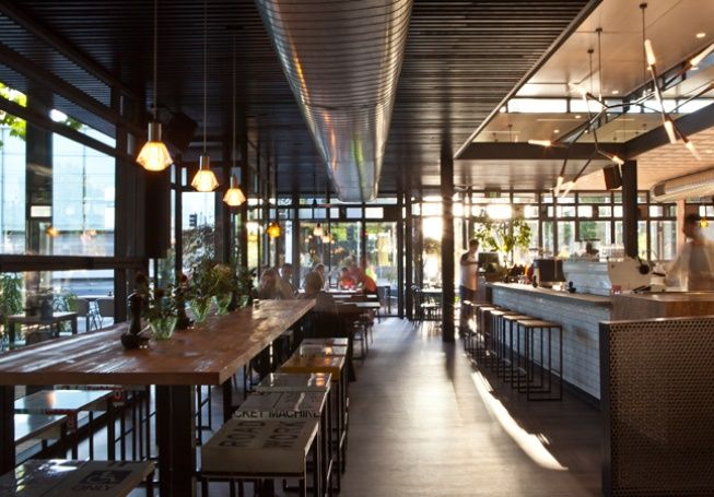Top Paddock, Richmond - new cafe from the guys behind Three Bags Full and 2 Birds 1 Stone, on the list