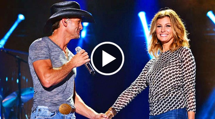 With so many divorces in the world of country music recently, it is a breath of fresh air to see a country couple still madly in love with one another...