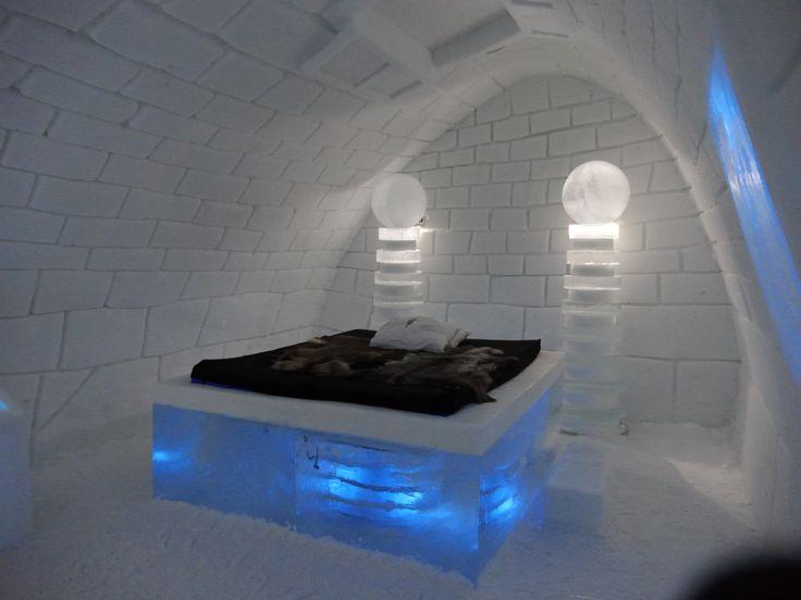 Art Suite (Riccardo Tebano, Ice Hotel Jukkasjärvi)