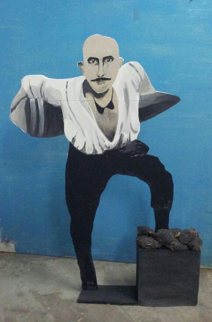Seyit onbaşı, Çanakkale savaşı