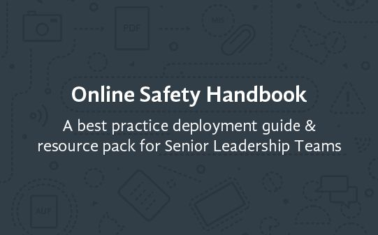 handbook: Online Safety Handbook - Impero Software