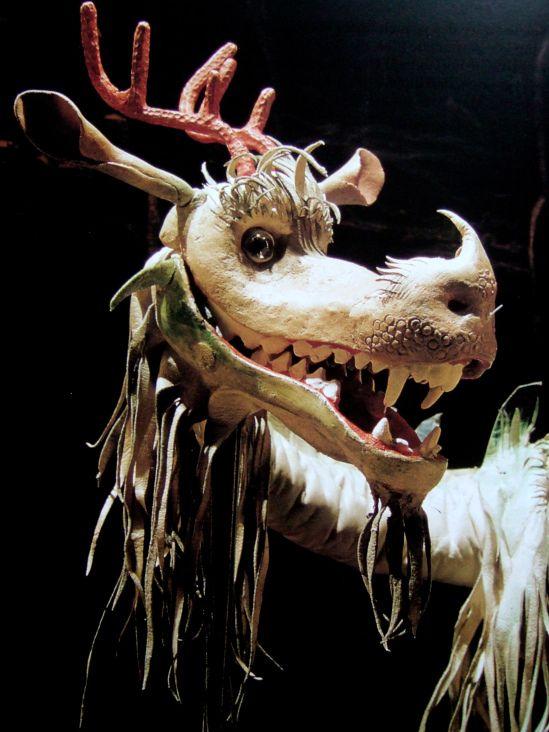 Richard Teschner, master puppet-maker | Clive Hicks-Jenkins' Artlog: