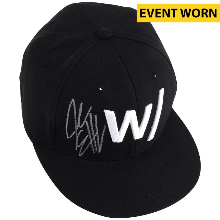 Jake Ellenberger Ultimate Fighting Championship Fanatics Authentic Autographed UFC 184 Event-Worn Walkout Cap - Defeated Josh Koscheck via 2nd Round Submission - $119.99