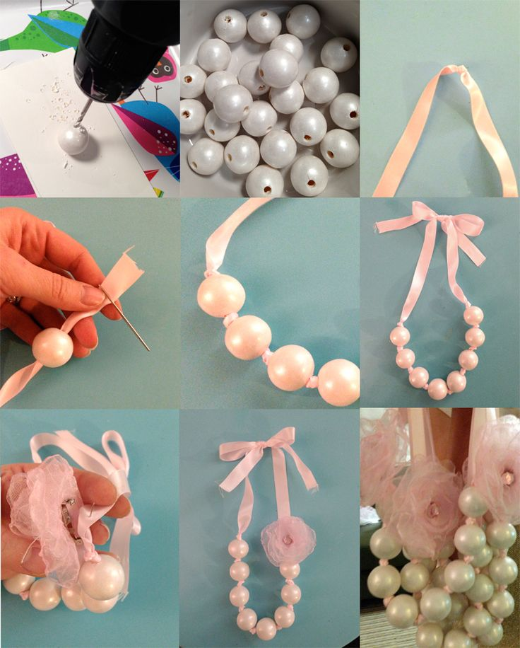Jewelry Party Prep- Project #2 Gum BallNecklaces - Blog - Nicole Tamarin Licensing Illustration