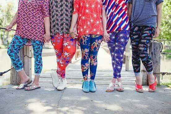 july 4th leggings
