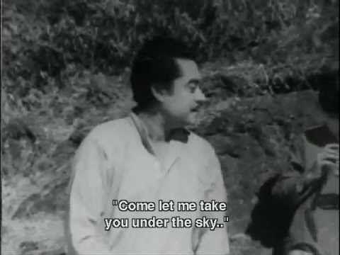 Aa Chal Ke Tujhe Kishore Kumar Film Door Gagan Ki Chhaon Main (1964) Md Kishore Kumar..