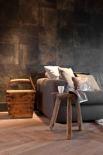 wall - country chic