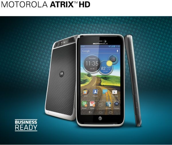 Around five months since it was released on AT, Motorola's Atrix HD has been given the green light to get a taste of Jelly Bean.  According to AT, the new update is already available via OTA and includes all the usual updates expected from Jelly Bean as well as few updates that are unique to Motorola's smartphones. The Motorola Atrix HD is the fourth phone from AT that runs on Jelly Bean OS, following Galaxy Note II, Galaxy S III and the HTC One X+.