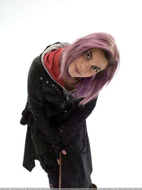 Tonks ---All I can see now is Osha! That's a problem