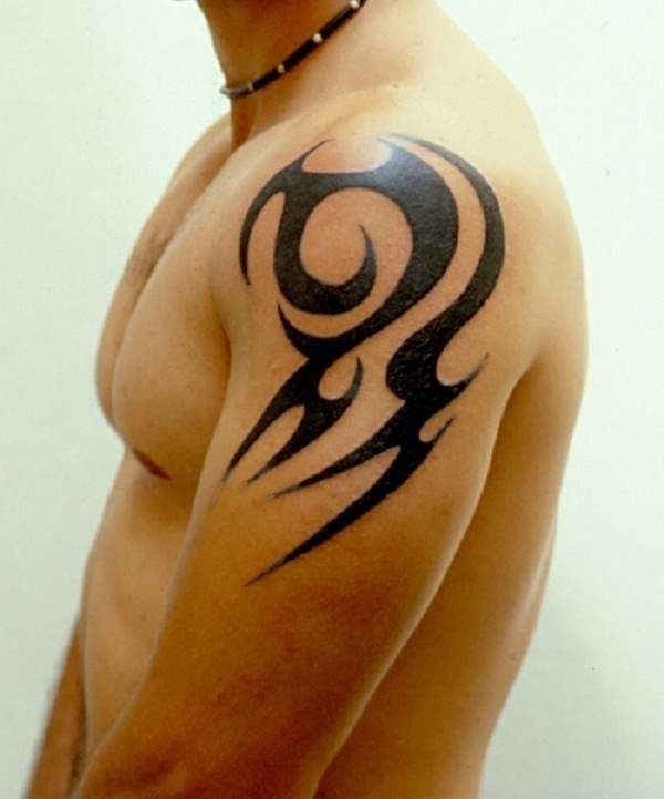 tribal tattoos for men on arm | My Wallpaper Blog