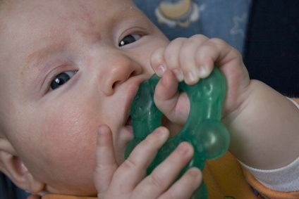 Mouth & Chin Activities for Infants & Toddlers
