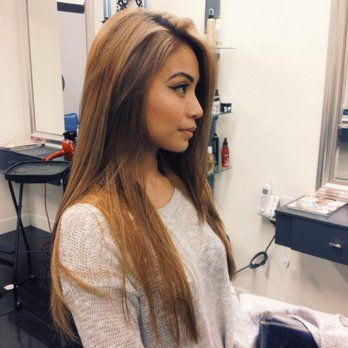 asian honey blond - Google Search