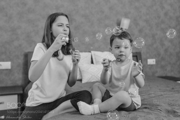Masha & Misha by AlexanderShilov