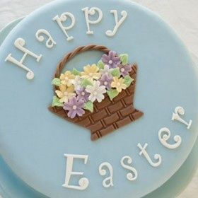 lovely #easter cookie