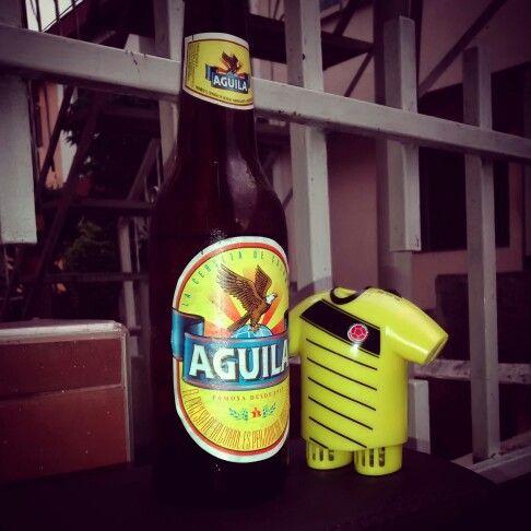 Cerveza Aguila - Colombia