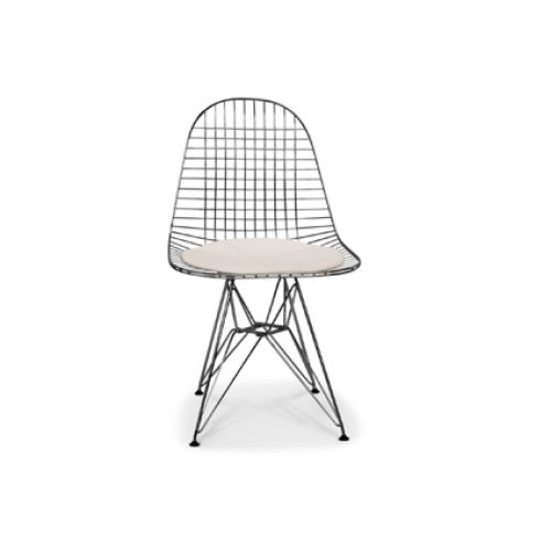 Eames Eiffel Mesh Dining Chair Replica
