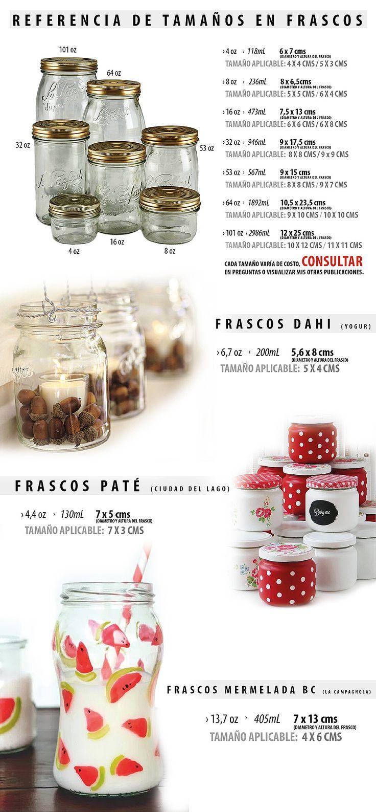 Etiquetas Autoadhesivas Para Frascos - $ 75,00 en Mercado Libre