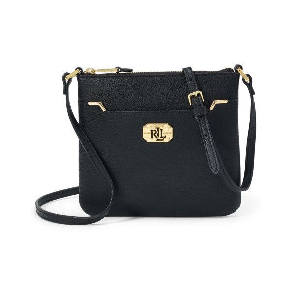 Ralph Lauren Lauren Acadia Cross-Body Bag ($50) ? liked on Polyvore  featuring
