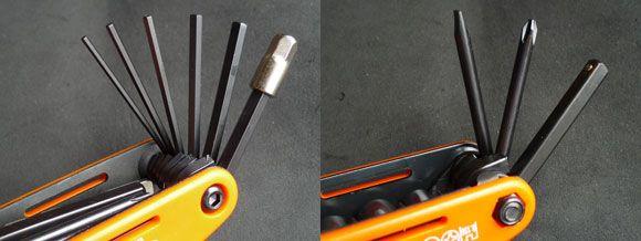 輸入工具、自動車工具の専門店ワールドインポートツールズ / BAHCO バイシクルツールセット(BKE850901)