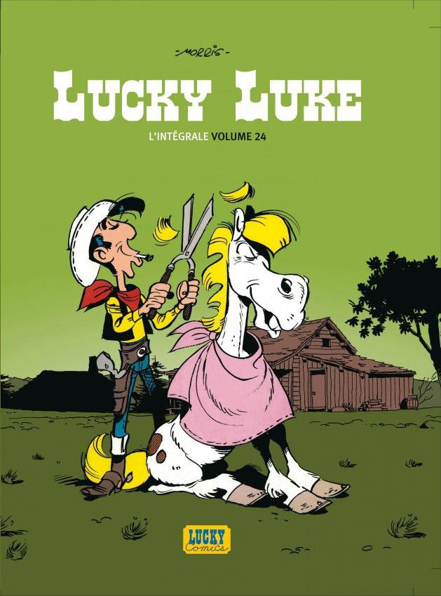 Intégrale Lucky Luke - © Lucky Comics