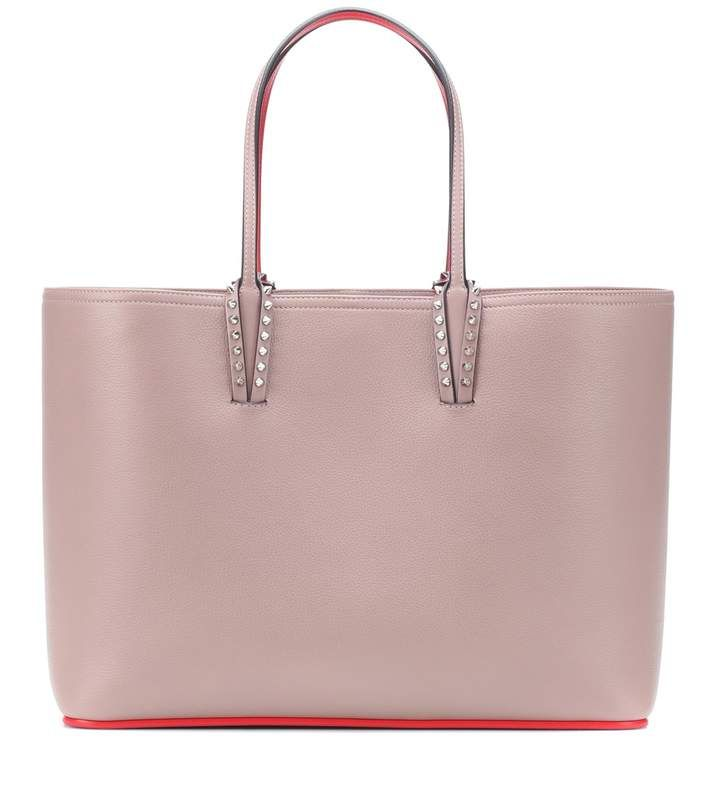 5cb1f456449 Christian Louboutin Cabata leather tote | Style in 2019 | Christian ...